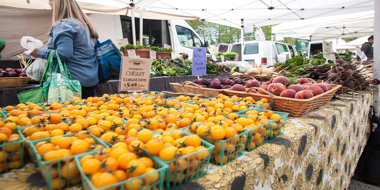 Rick Polisky - Farmers Market Report